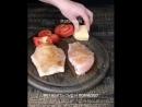 куриная грудка с сыром и паприкой легкотня
