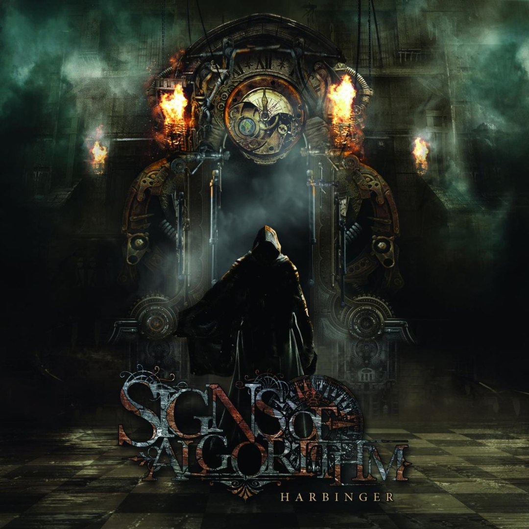 Signs Of Algorithm - Harbinger (2016)