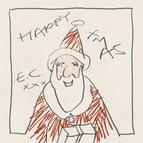 Eric Clapton альбом Happy Xmas