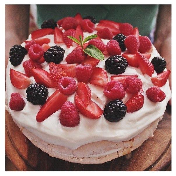 Торт Павлова (1 фото) - картинка