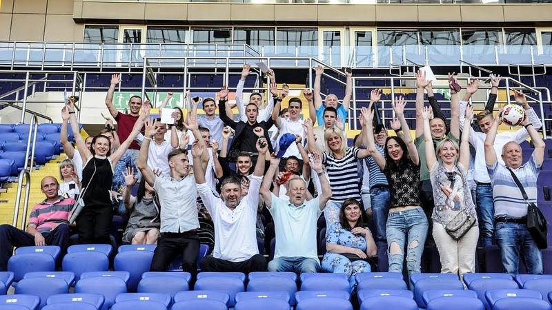 Футболисты 2001-го г.р. - первые выпускники ДЮФСШ Металлист 1925