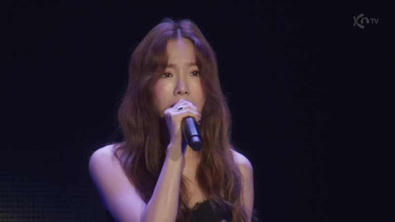 [PERF] Taeyeon - I (Japanese ver.), Stay (181019 / KNTV SMTOWN LIVE 2018 IN OSAKA)