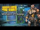 Borderlands Pre-Sequel - Wilhelm Descends into Machine Madness