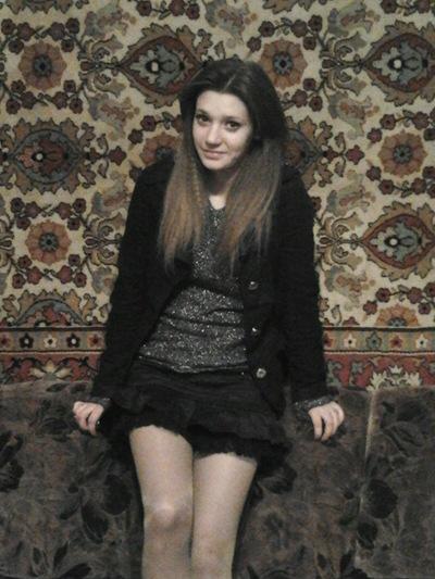 Дарья Ольховская, 31 октября 1996, Челябинск, id149936317