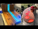 10 MOST Amazing Epoxy Resin and Wooden for Home Decor and Furniture DIY Woodworking Projects