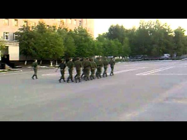 последний день в армии вч83320 дембельский марш