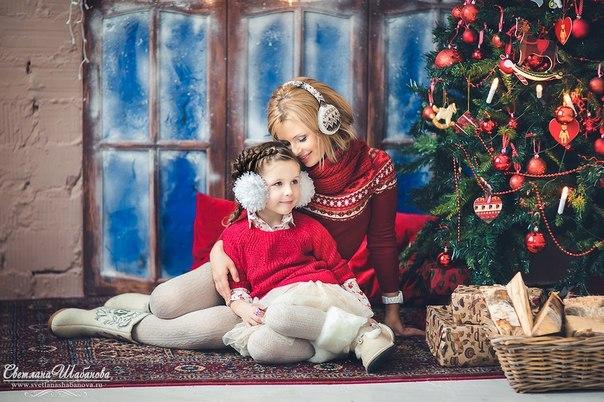 - Мама, а давай попросим у Деда Мороза нового папу!