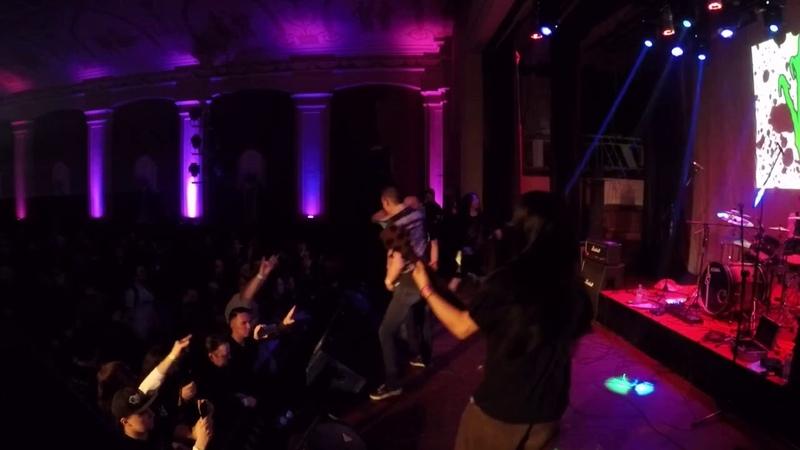 Vomit Remnants Coyote Brutal Fest 13 Full Set