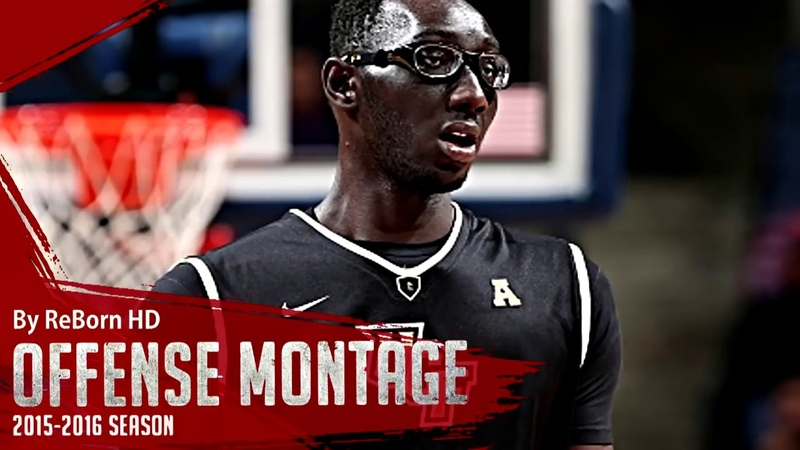Tacko Fall UCF Offense Defense Highlights Montage 7'6 Giant