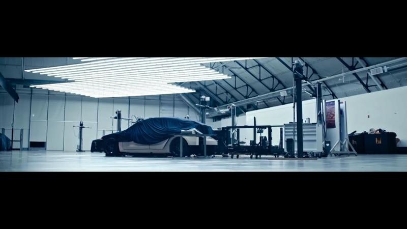 Tesla - Spec Ad