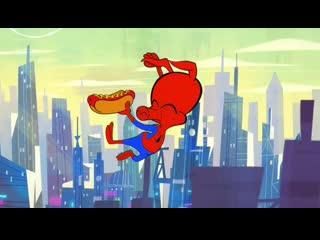 Spiderman- into the spiderverse - spiderham deleted scene.