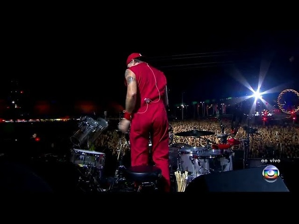 Red Hot Chili Peppers - Chad Smith - Baterista