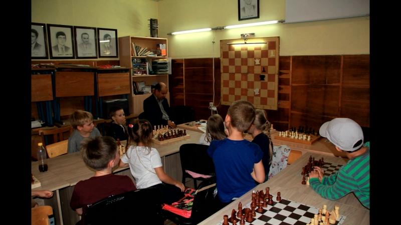 3-я Гроссмейстерская сессия с Алексеем Луговым. Сертолово. 13-14 Августа 2018 год.