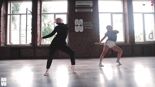 Whitney Houston - I'm Your Baby Tonight - contemporary choreo by Galya Migel - Dance Centre Myway