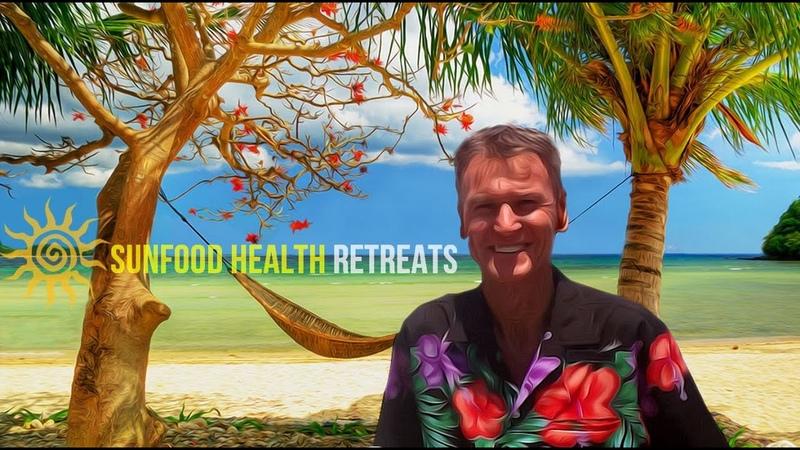 Русская озвучка Доктор Роберт Локхарт 70 летний фрукторианец из Австралии с 30 летним стажем