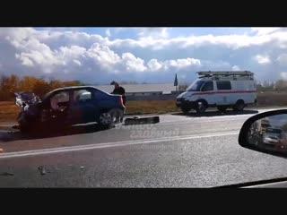 Серьёзное ДТП возле х Ленина  Ростов-на-Дону Главный