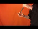 Butterfly Knife Tricks for Beginners #11.5 (Basic Reversal)