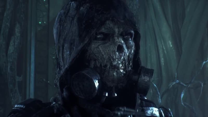 Arkham Knight - Scarecrow unmasks everyone (mesh swap mod)