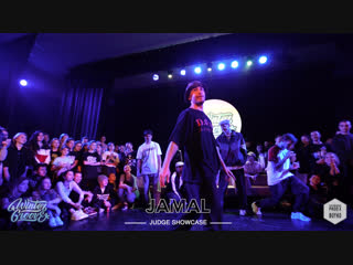 JAMAL | WINTER GROOVE DANCE CAMP | HIP-HOP JUDGE DEMO