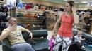 Женская спортивная майка Splav «Shape»