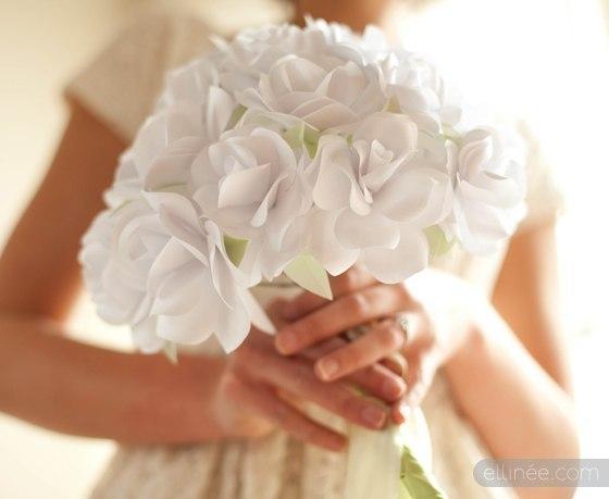 1 класс цветы из бумаги букет - Изготавлимаем цветы