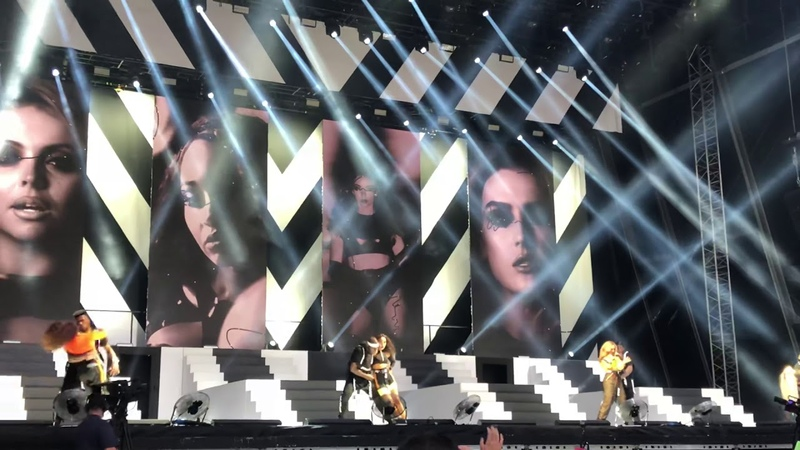 Little Mix - Salute - 7th July 2018 - Swansea - Summer Hits Tour 2018