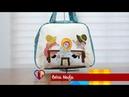 Bolsa de tecido Nadja - Maria Adna Ateliê: Bolsas de tecido - Fabric bags