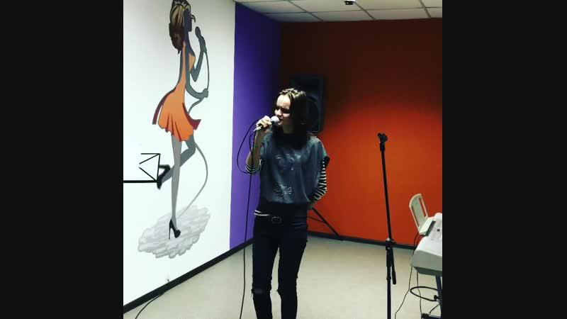 Анжелика Карамазова ученица MUSICLIFE