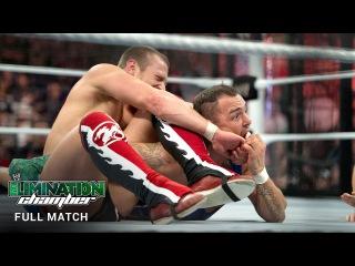 #My1 FULL MATCH  World Heavyweight Title Elimination Chamber Match: Elimination Chamber 2012