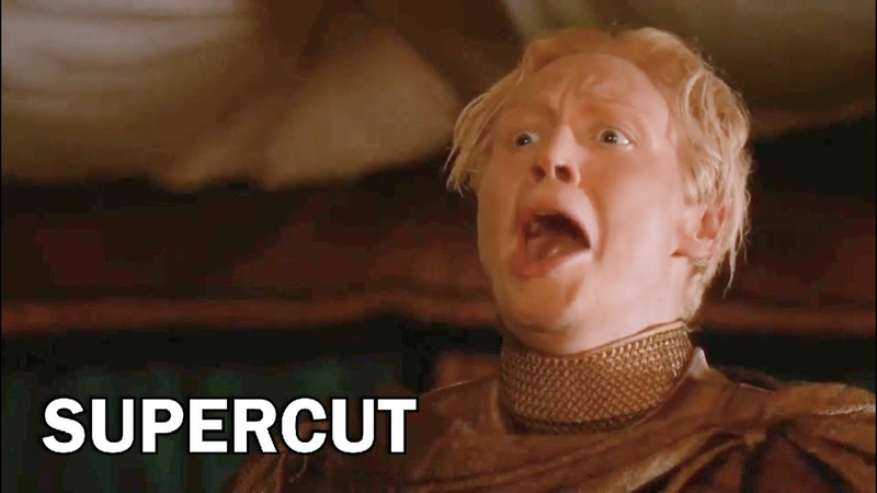 SUPERCUT: The Most Shocking Moments in Game of Thrones