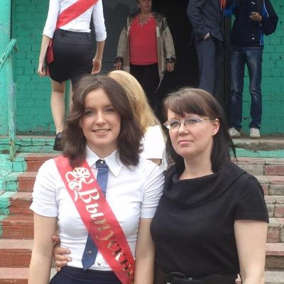 Оксана Баранова, 17 июня 1995, Тверь, id22030358