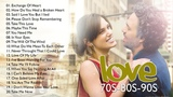 Most Beautiful Love Songs 70s 80s 90s Full Playlist - Love Songs Ever