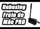Unboxing Freio de mão para simuladores de corrida - DimSim Handbrake PRO