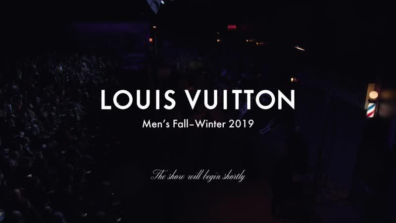 Louis Vuitton Men's Fall-Winter 2019 Fashion Show
