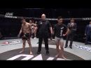 Martin Nguyen defeats Kai Wen Li via KO TKO at 4 44 of Round 1