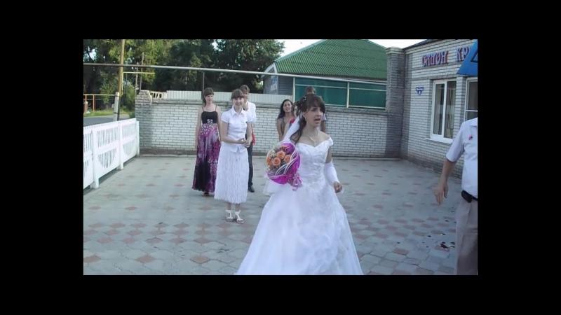Первая годовщина Свадьбы! 08.07.2012 год