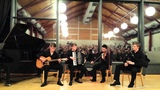 DACRO- Bagpipes, Fiddle, Accordion and Jazz Guitar playing Scottish Celtic Traditional Music