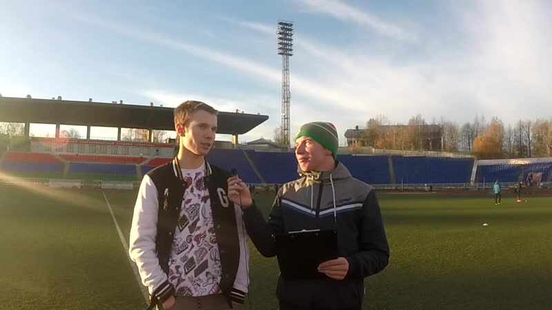 Friendly Cup | Autumn 2018 | Интервью | (ПКСК-2 - Птз Буллз) | Евгений Гринёв