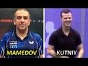 Мамедов Заур - Кутний Илья / Mamedov Zaur - Kutniy Ilya на турнире 2018-12-09