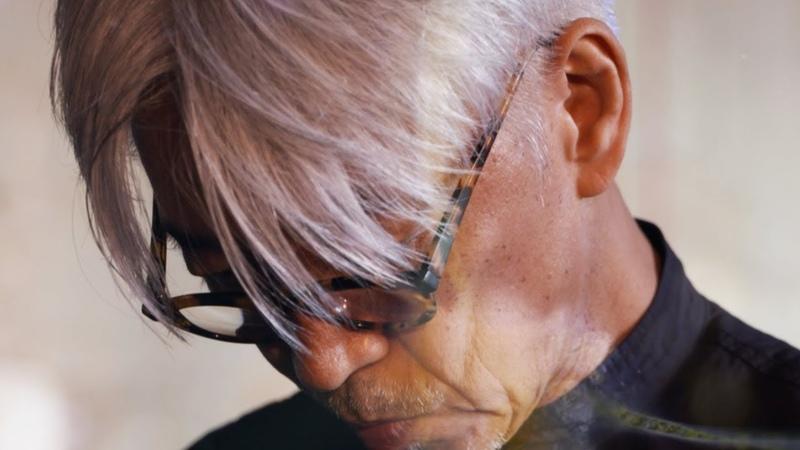 Ryuichi Sakamoto David Toop at Silver Building (live2018)