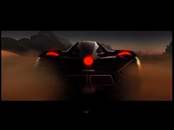Lamborghini Egoista official film