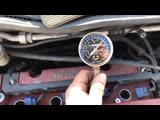 Компрессия 3 цилиндр Honda Civic TypeR EP3