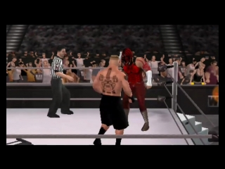 SFW Elimination Chamber 2 Part 3 (WWE SmackDown vs RAW 2011)