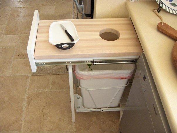 На кухни чисто и удобно (1 фото) - картинка