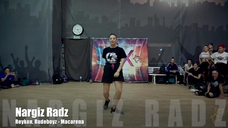НАРГИЗ РАДЗ | | RUSSIAN TOP X | 22-23 СЕНТЯБРЯ | МОСКВА