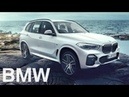 The all-new BMW X5. Official Launchfilm G05, 2018.