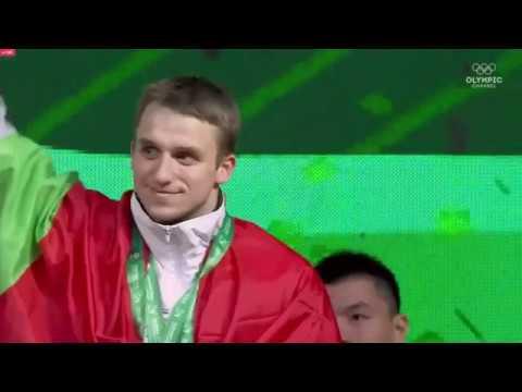Вадим Лихорад (BLR) - Men 73kg, IWF World Championships, Ashgabat 2018