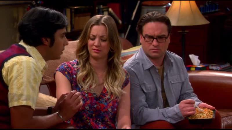 Альтаир и Вега The Big Bang Theory S07E19 Кураж Бамбей