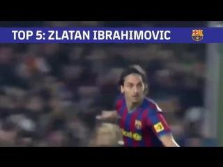 Zlatan500 - congratulations @ibra_official for scoring500 goals as a professional! - a football star who left his mark at barça