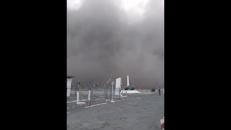 Апокалипсис в Забайкальском крае. Пожары уничтожают населённые пункты. ЧС